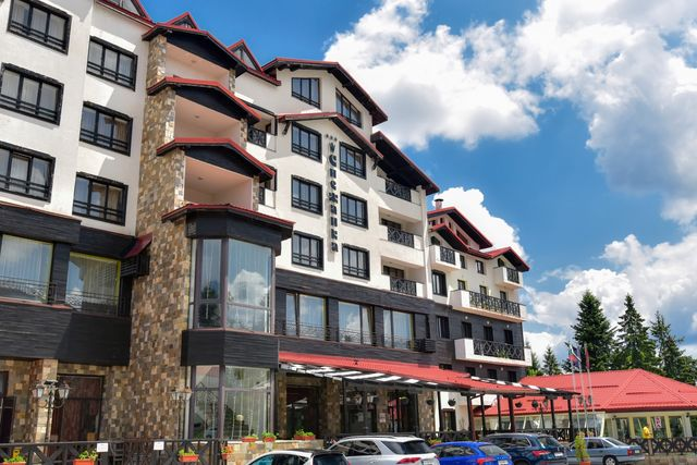 Snezhanka Hotel - SGL room